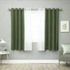 Royal home curtain ready curtains from turkey painted colorful blackout