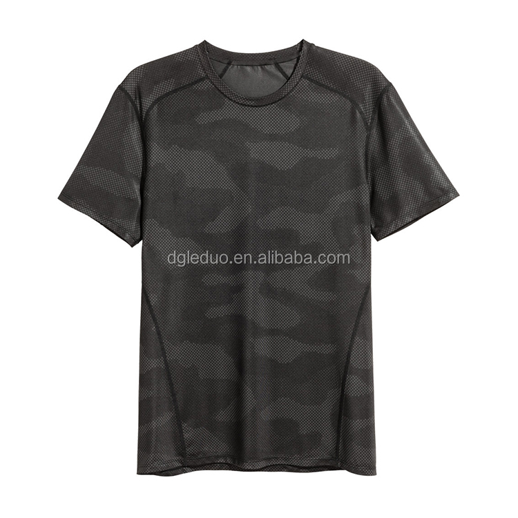 Custom design wholesale breathable plain tshirts for printing