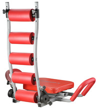 Manufacturer of ab twister chair abdominal exercise chair,slim gym exercise machine for sale