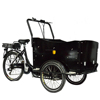 hot sale cheap 3 wheel low cost cargo trailer for fast food
