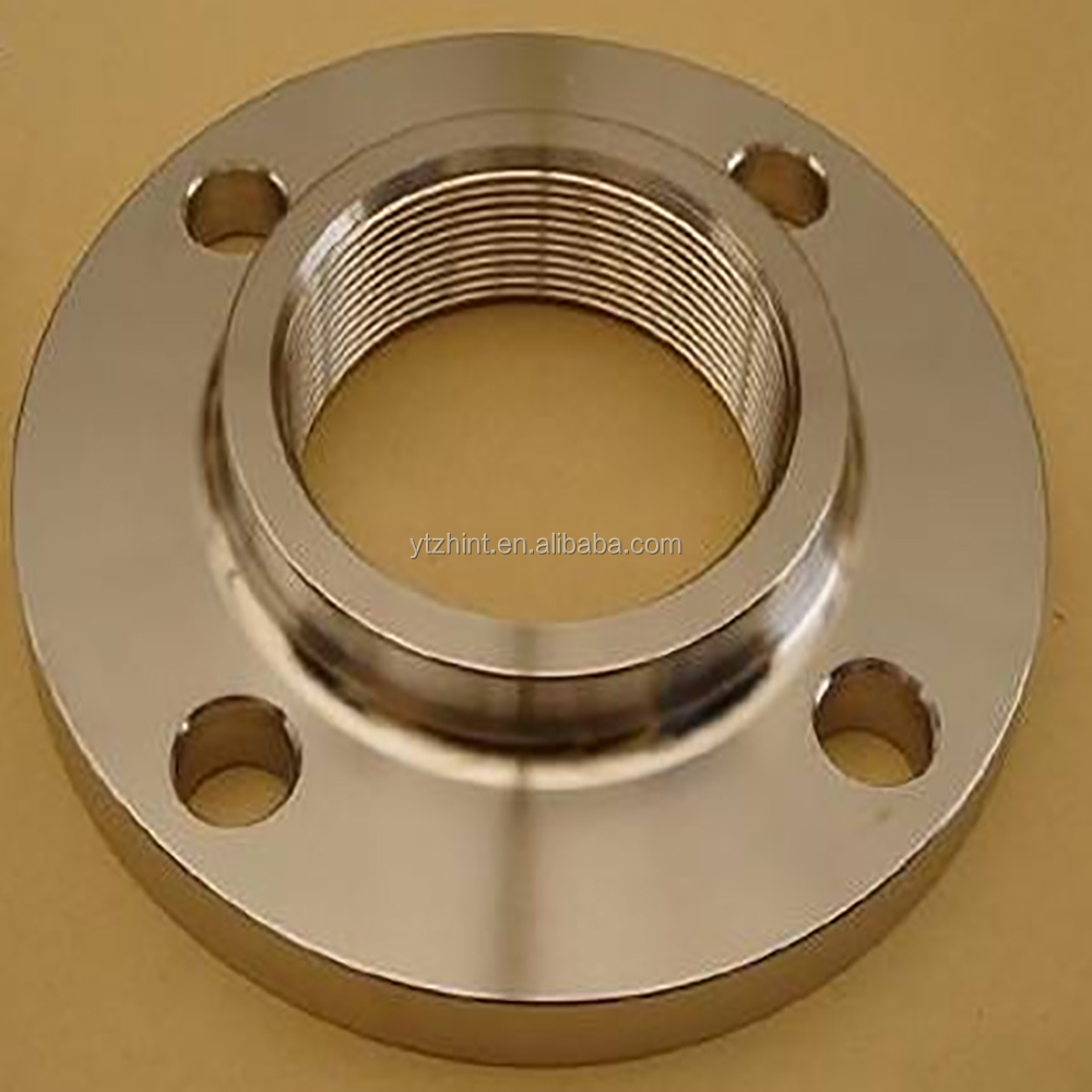 A234 WPB threaded pipe flanges hot sale