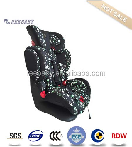 OEM cloth welcome baby car seat china with ece r44 04