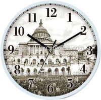 10 inch New Designed Wall Clock WH-6653