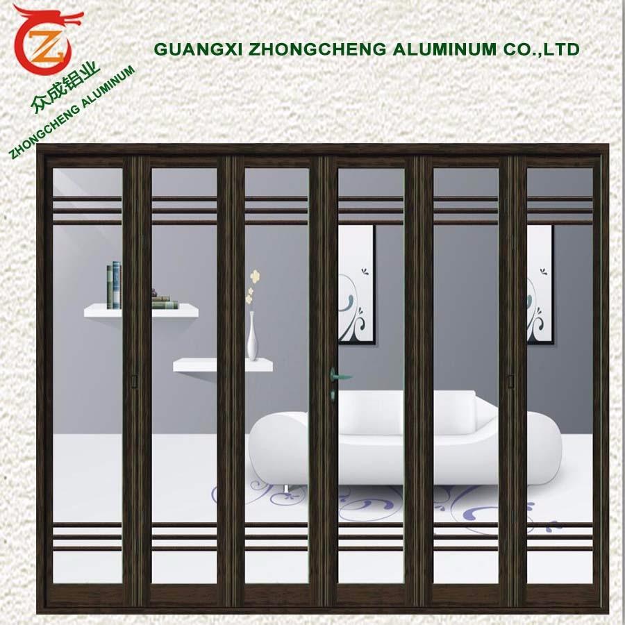 Folding doors folding doors patio prices classical design aluminum folding patio door prices - Kitchen sliding door price ...