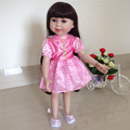 Super Adora 45cm 18inch American Girl Doll With Pink 18inch American Girl Doll Clothes Hot Sell