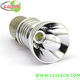 Reflector 9V/30V Ba20d creee LED Motorcycle Headlight Bulb 6w