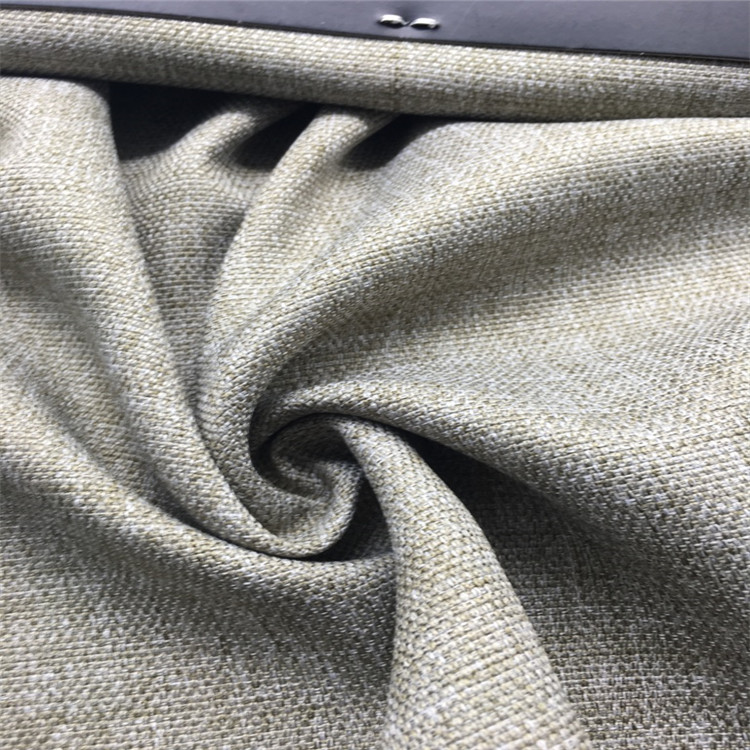 TM16 100% Polyester cationic fabric material for sofa set, tapestry sofa upholstery fabric