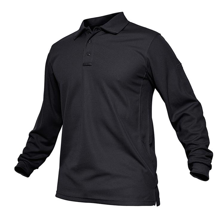OEM Personnalisé Camo Armée Militaire Camouflage T-shirt séchage Rapide Blanc Polo T-shirt Design