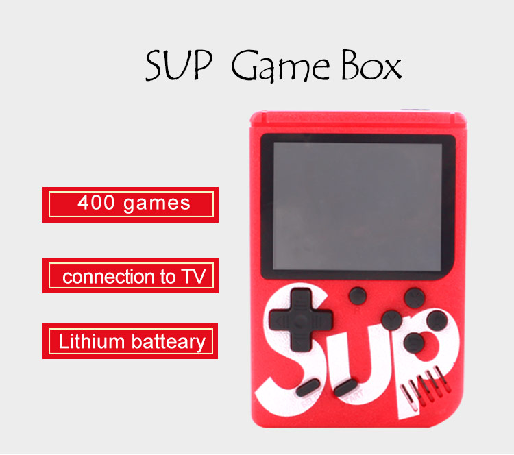 Video Game Sup Consoles Radio Control Toys MINI Consola Retro PSP Operated Game Boy case