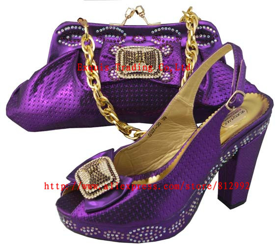 Bridal Shoes Jb: Aliexpress.com : Buy Italian Matching Shoe And Bag Set For