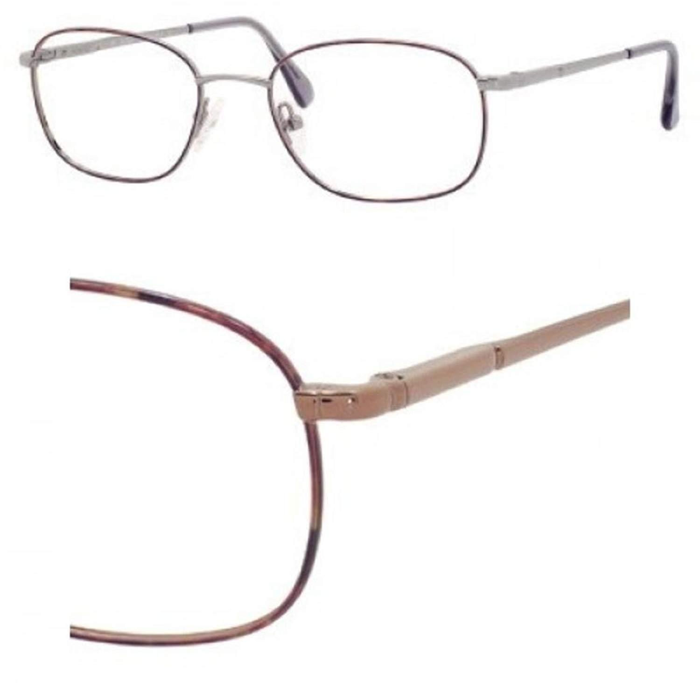 335c28f4af Get Quotations · Eyeglasses Safilo Elasta 7057 0R69 Havana Copper