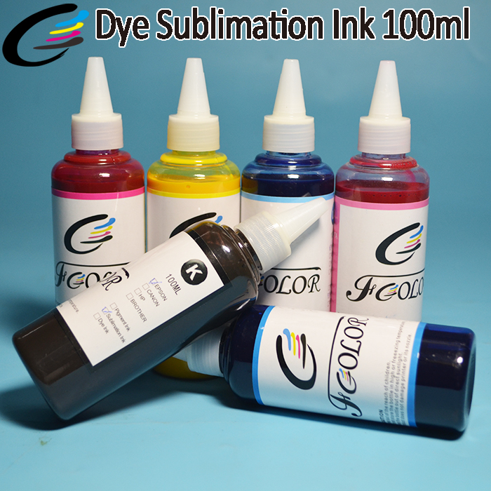 dongguan ink for Epson T50 T60 1390 sublimation ink with icc profile
