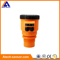 OEM Ultrasonic Level Sensor with Digital Displayer for waste treatment tank