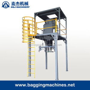 mineral powder jumbo bag filling system