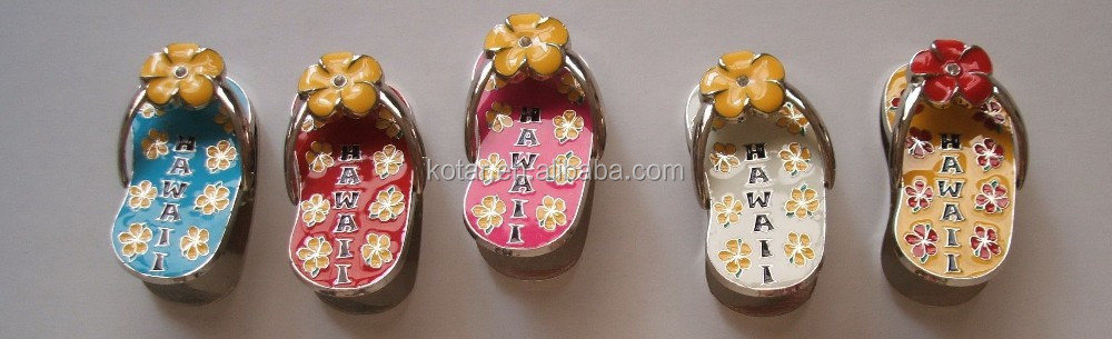 Customized shoe shaped metal beer bottle opener
