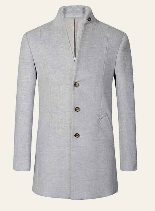 Cheap Mens Grey Pea Coat find Mens Grey Pea Coat deals on line at