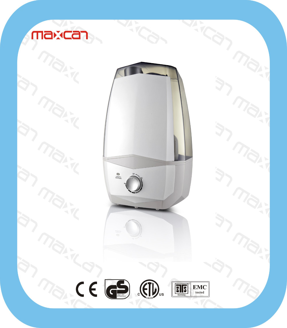 Variable Spray Control Rate & Direction Auto Off Ultrasonic Humidifier
