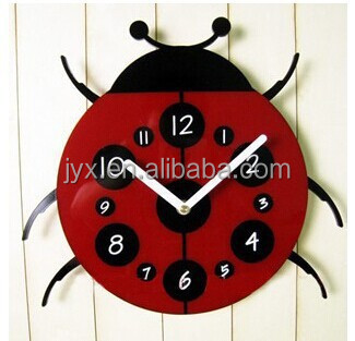 Acrylic Animal Wall Clock,Acrylic Wall Clock Animal Shape
