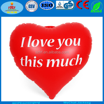 Giant Inflatable Heart, Inflatable Love Heart