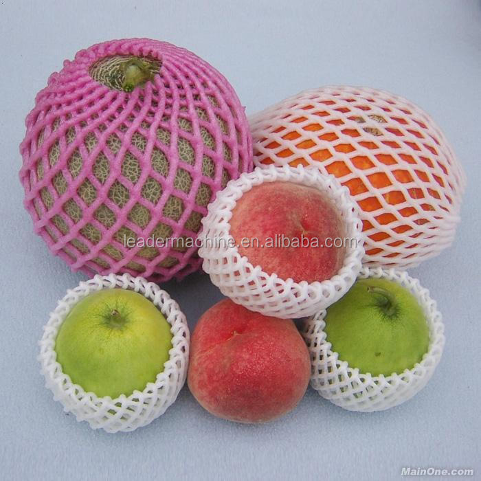 Fruit packing PE foam <strong>net</strong>