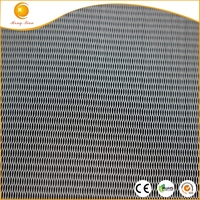 Polyester 2 way stretch knit fabric for bed net