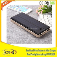 solar charger, 10000mAh you can OEM solar charger 5000mah