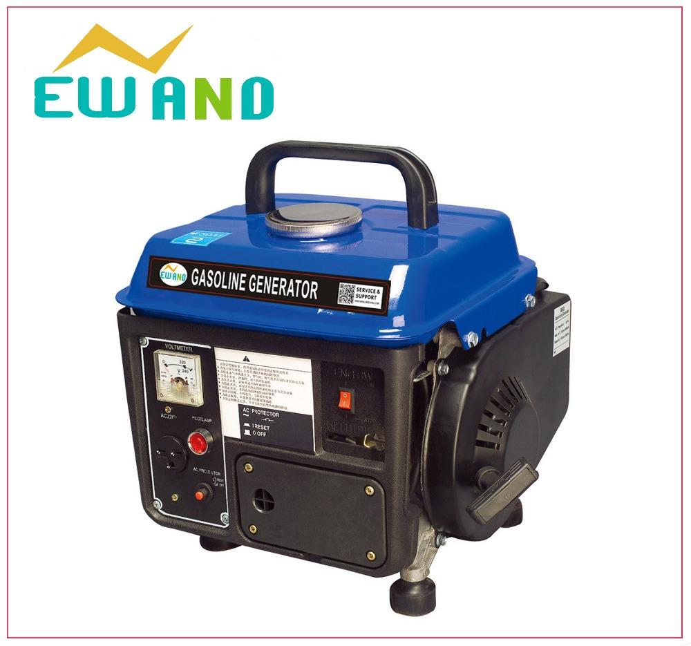Small Electric Generator : Alta calidad pequeño generador firman mini
