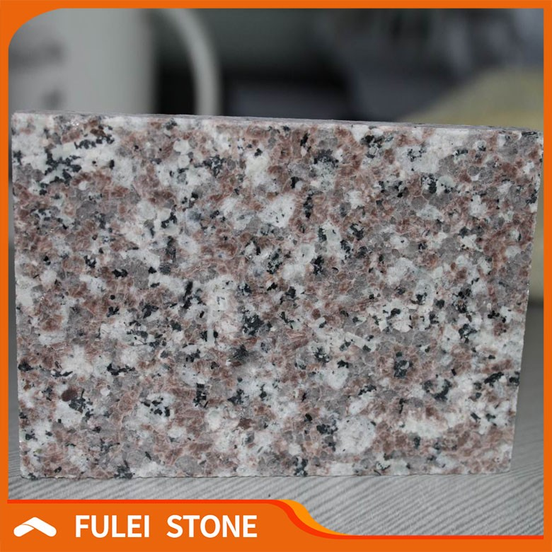 Low Price Natural Stone Bainbrook Brown Grantie Tile in Fulei Stone