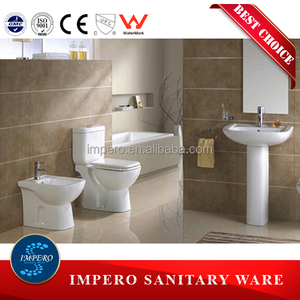 sanitary ware toilet bowl, water closet fitting toilet set, Russia double color toilet