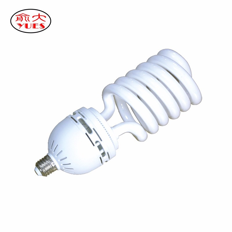 T5 105w Compact Fluorescent Lamp UL half spiral energy saving lamp