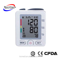 Portable Home Digital Wrist Blood Pressure Monitor Wrist tech blood pressure