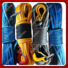 off- road winch rope / winch line / winch strap