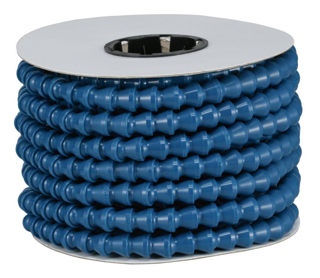 """pack of 4 JETON 1//8/"""" Round Nozzle 82023 Flex Coolant Hose"""