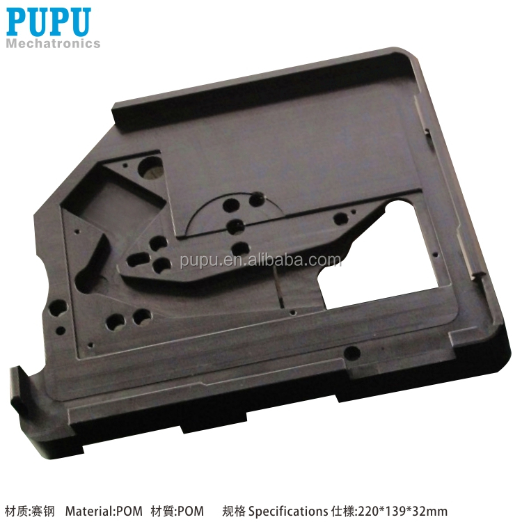 ISO9001 certification UPE,PBI,PPS,PEI,PPSU,FR4 plastic CNC machining parts cnc machinery service machine parts