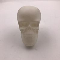 Colour changing Skull head shape LED Light Lamp terror Party Decoration Bulb LED Night Light