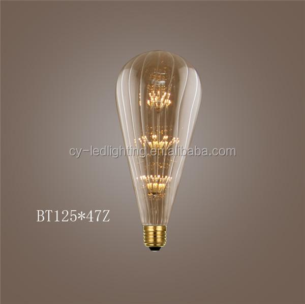 Edison St64-t9 Vintage Ferrowatt E27 Led Light Bulb