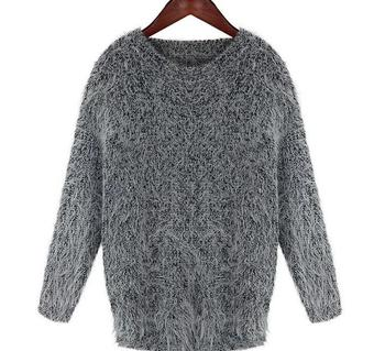 Suéter de moda para las mujeres tejer el diseño de modelos suéter para damas 99cf15beabdd