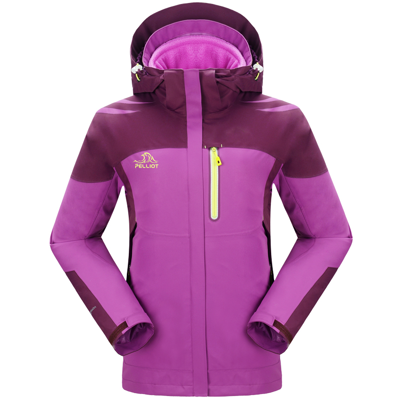 Pelliot Kinderkleding Outdoor Waterdicht Ademend Winter Kid Jassen