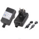 19V 1A universal power adapter connectors