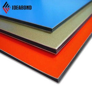 Foshan Manufacturer Alucobond 4MM PE Aluminum Composite Panel ACM