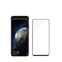 Factory Price 5D full glue Hardness Anti-Scratch For Huawei honor magic 2 Tempered Glass Full Cover 5D Curved Edge 9h For Huawei