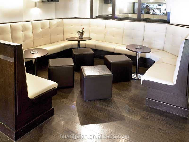 bar club booth seating hot sale restaurant booth restaurant furniture