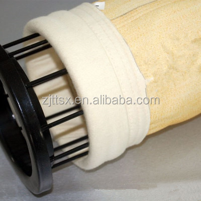 high quality Nomex dust collector filter bag for asphalt mixing plant
