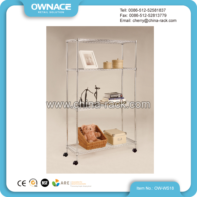 Closet Wire Shelving, Closet Wire Shelving Suppliers and ...