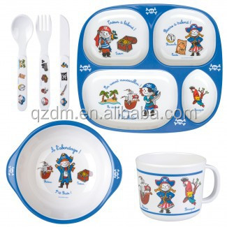 Food Grade Melamine Kids Dinnerware Sets  sc 1 st  Alibaba & Food Grade Melamine Kids Dinnerware Sets - Buy Melamine Kids ...