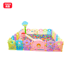 Good Quality Professional Factory Made Baby Rectangle Playpen