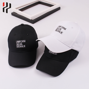 Custom high quality golf baseball cap hat ,embroidery sports flexfit custom baseball cap