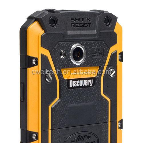 V9 Discovery Ip68 Waterproof Shockproof Smart Phone