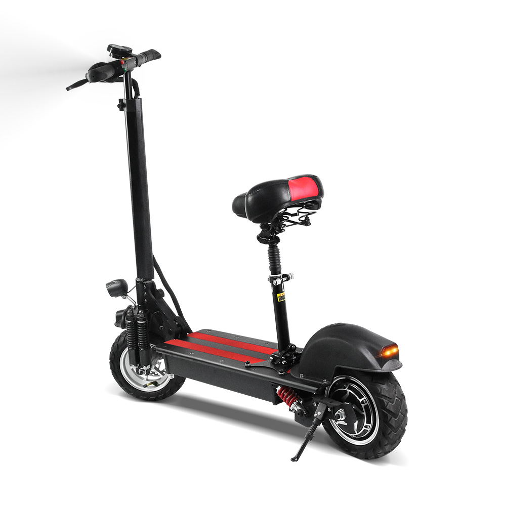 KUGOO 2020 New fashionable 10inch 2 wheeled 48v 1000w folding electric kick scooter electric scooter car