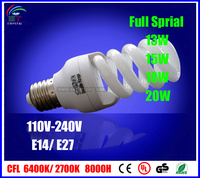 full sprial Compact Fluorescent Lamp